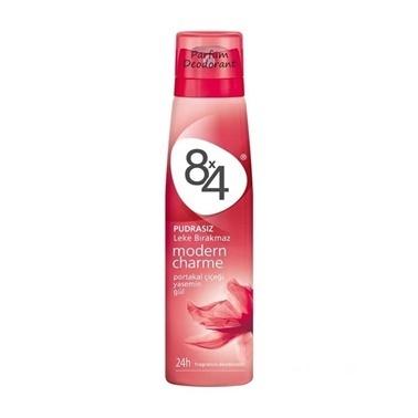 8x4 Modern Charme Bayan Parfüm Deodorant 150ml Renksiz
